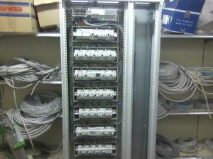 Quadro elettrico Simens